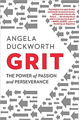 Grit, de Angela Duckworth