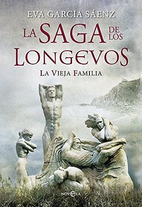 La vieja familia, de Eva García Saenz de Urturi