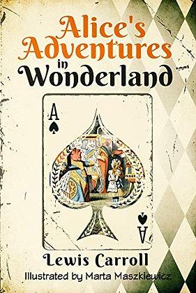 Alice's Adventures in Wonderland, de Lewis Caroll