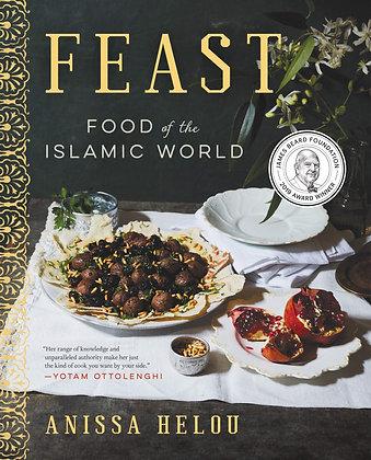 Feast: food of the islamic world, de Anissa Helou