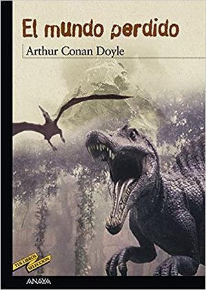 El mundo perdido, de Arthur Conan Doyle