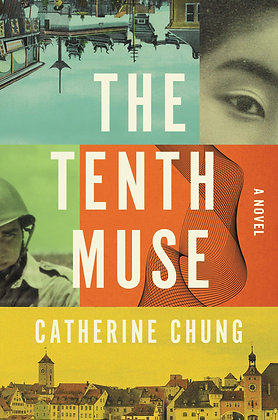 The tenth muse, de Catherine Chung