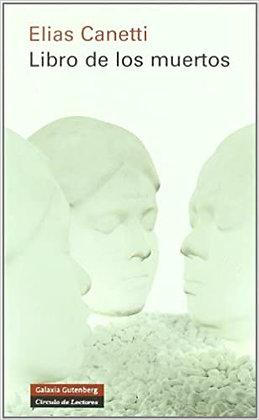 Libro de los muertos, de Elias Canetti