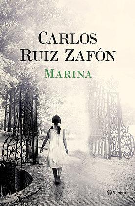 Marina, de Carlos Ruiz Zafon