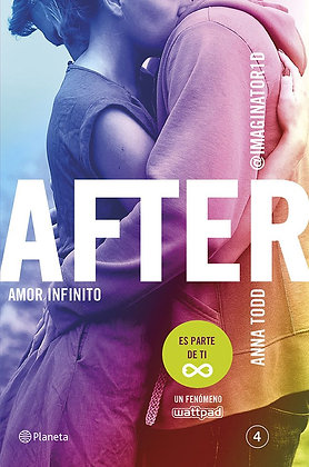 After 4 : amor infinito, de Anna R Todd