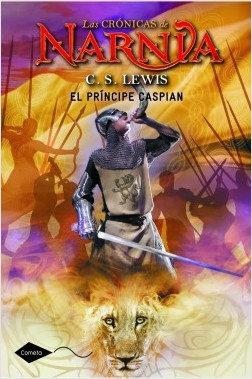 El príncipe Caspian, de Clive Staples Lewis