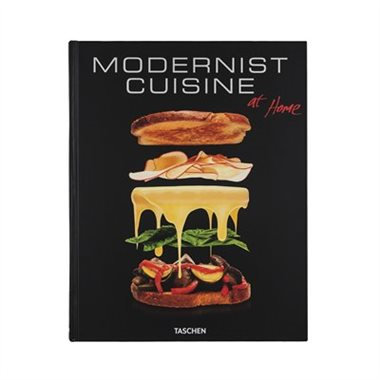 Modernist cuisine : the art and science of modern cuisine, de Nathan Myhrvold