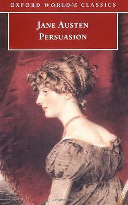 Persuasión, de Jane Austen