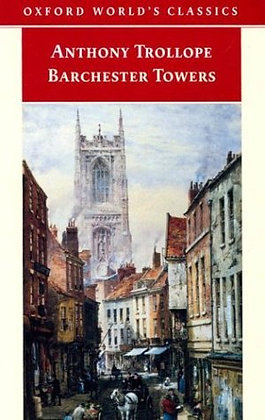 Barchester towers, de Anthony Trollope