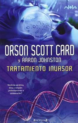 Tratamiento invasor, de Orson Scott Card
