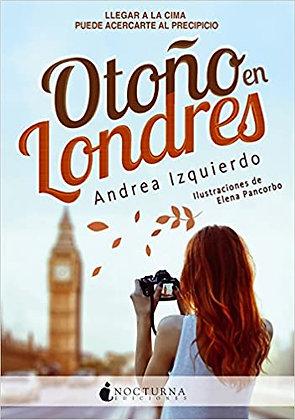 Otoño en Londres, de Andrea Izquierdo