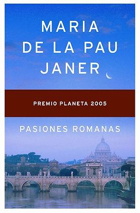 Pasiones romanas, de María de la Pau Janer