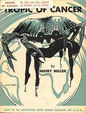 Tropic of cancer, de Henry Miller