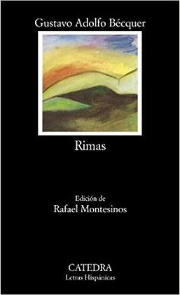 Rimas, de Gustavo Adolfo Becquer