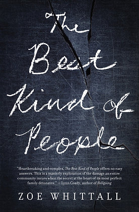 The best kind of people, de Zoe Whittall