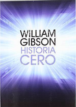 Historia cero, de William Gibson