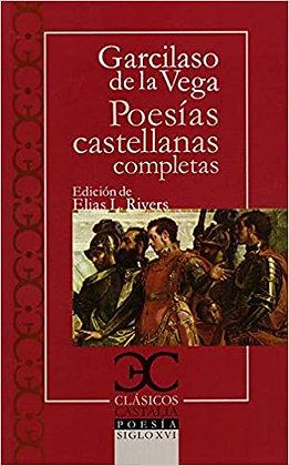 Poesías castellanas completas, de Garcilaso De la Vega