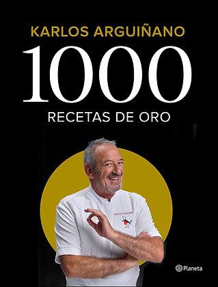 1000 Recetas de oro, de Karlos Arguinano