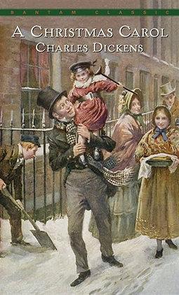 A Christmas Carol, de Charles Dickens