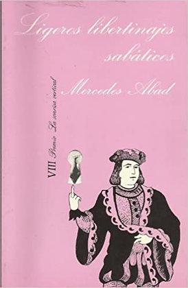 Ligeros libertinajes satánicos, de Mercedes Abad