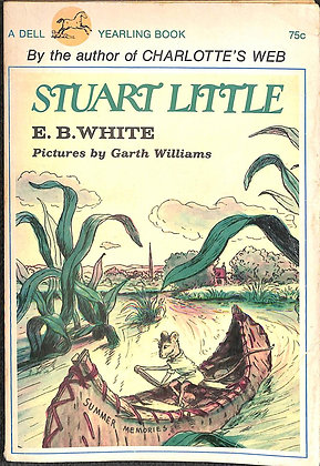 Stuart little, de Elwyn Brooks White