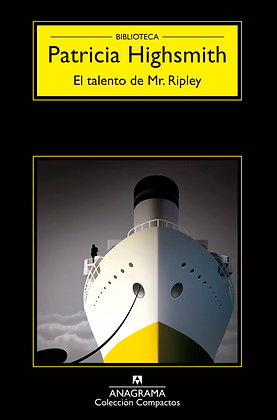 El talento Mr Ripley, de Patricia Highsmith