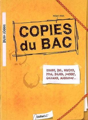 Copies du bac, de Bruno Leandri
