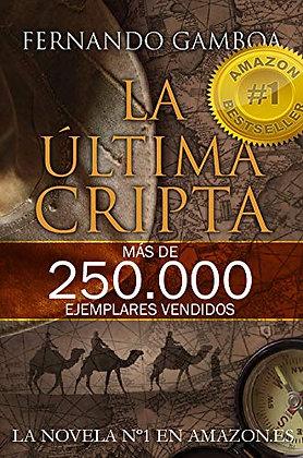 La última cripta, de Fernando Gamboa