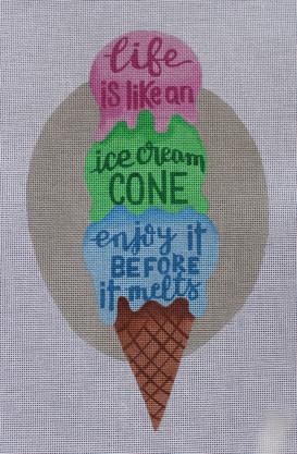 ME47 - Ice Cream Cone Life