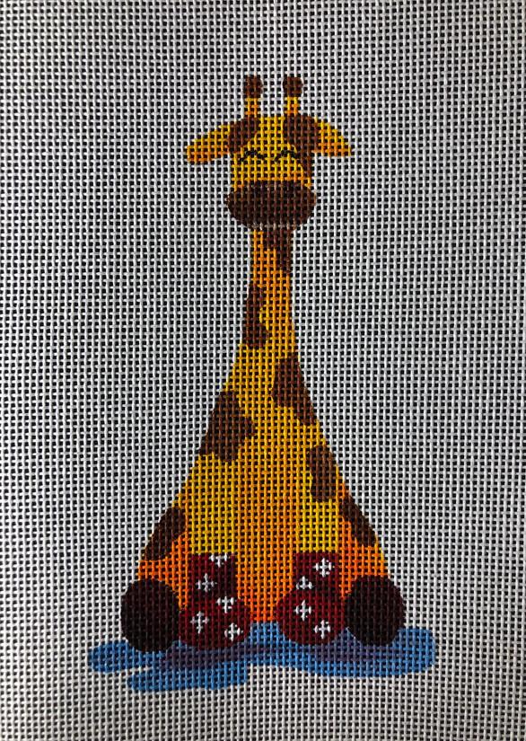 ME27 - Giraffe in Boots