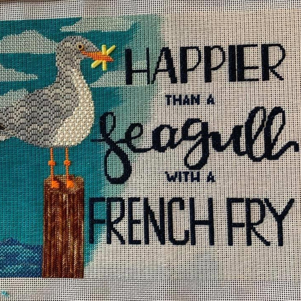 ME17 - Happier than a Seagull