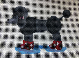 ME24 - Poodle in Boots