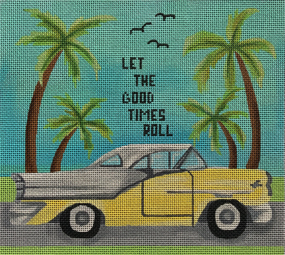 ME107 - Let the Good Times Roll