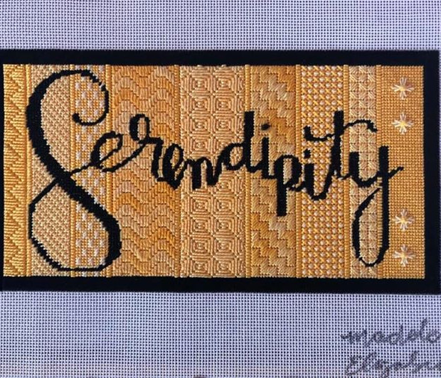 Stitched by Linda Anne Buehler