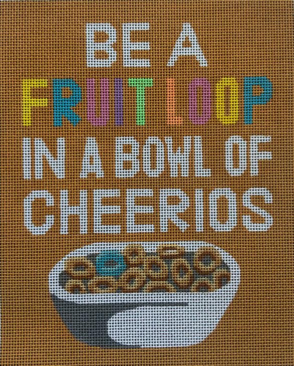 ME91 - Fruit Loops/Cheerios