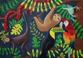 ME19 - Jungle Friends