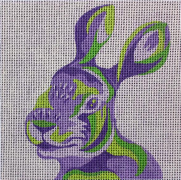 ME87 - Color Block Rabbit