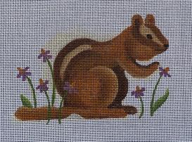 ME 143 - Woodland Chipmunk