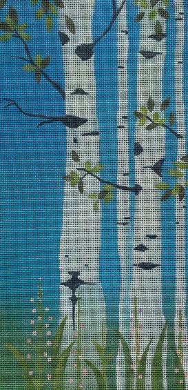 ME 132, Birch Trees