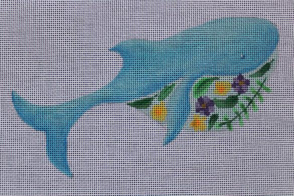 ME53 - Floral Whale