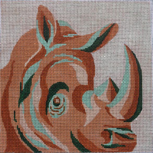 ME86 - Color Block Rhino