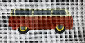 ME23 - Orange VW Van