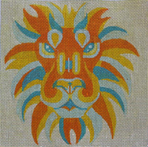 ME85 - Color Block Lion