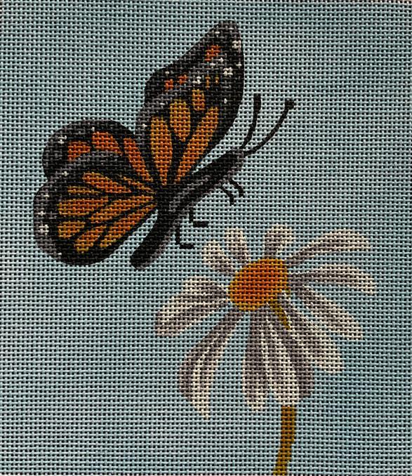 ME123 - Butterfly Daisy