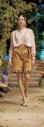 Maia body and Acrux shorts
