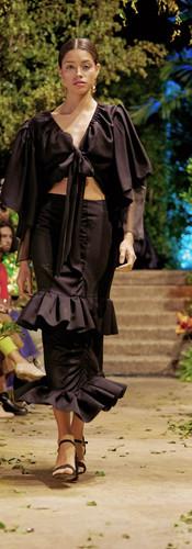 Nova top and Merak skirt