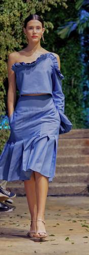 Vega top and Caph skirt