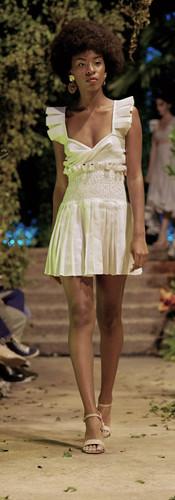 Nova top and Nashira skirt