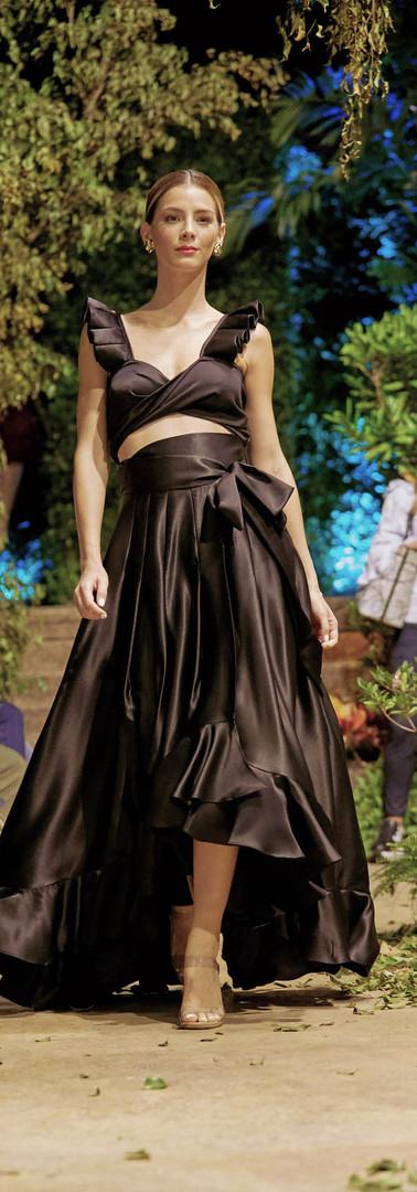 Nova top and Dube skirt