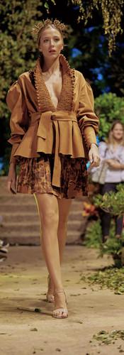 Betelgeuse jacket and Nashira dress
